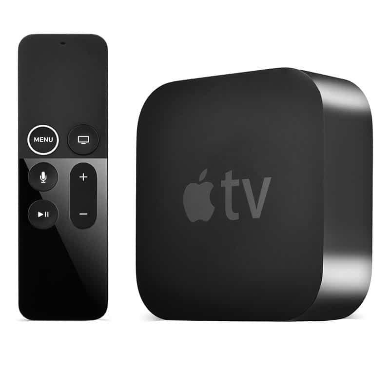 apple tv pour regarder netflix sur tv