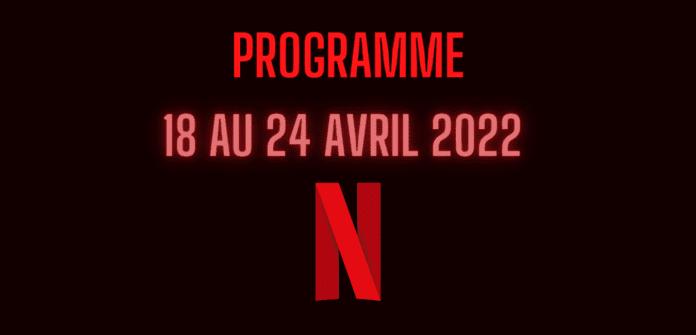 programme netflix